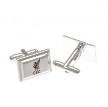 Liverpool FC Cufflinks - Silver Plated